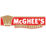 McGhee's Family Bakers Logo